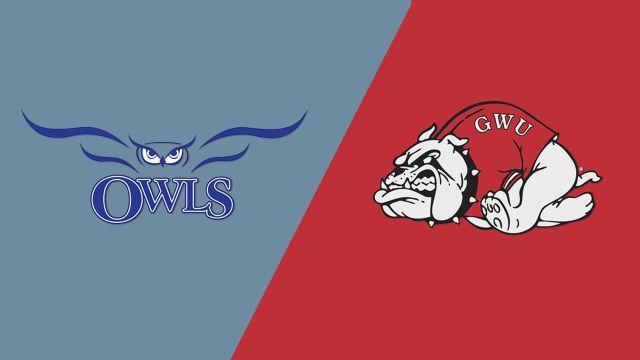 Warren Wilson vs. Gardner-Webb (W Basketball)