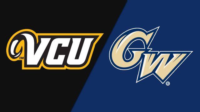 VCU vs. George Washington (M Soccer)