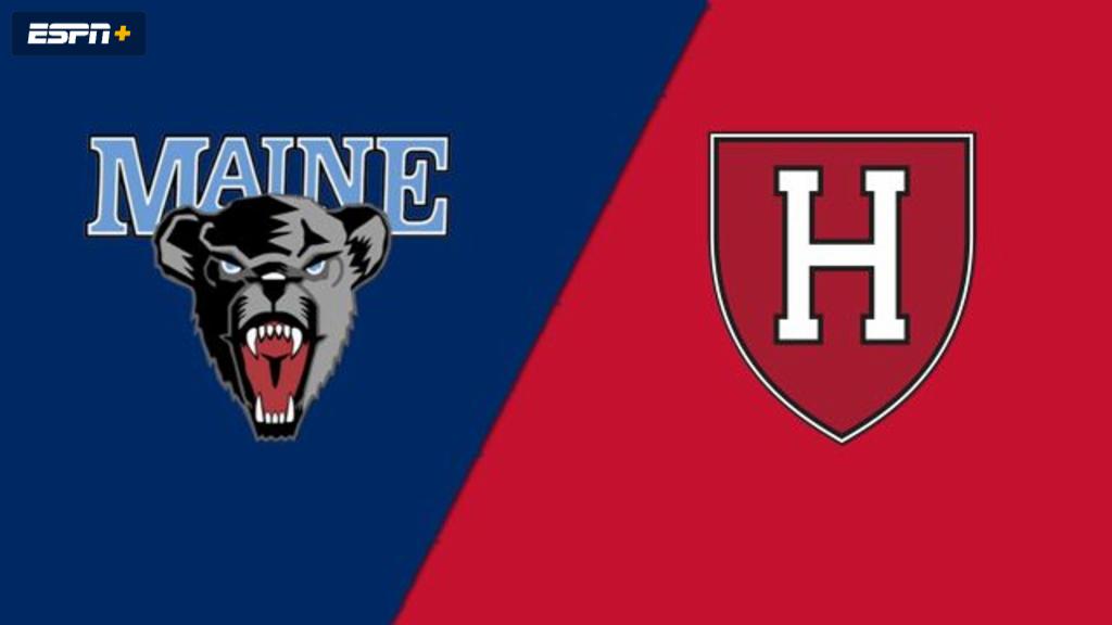 Maine vs. Harvard (W Soccer)