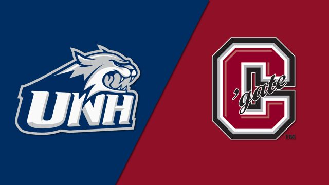 New Hampshire vs. Colgate (M Hockey)
