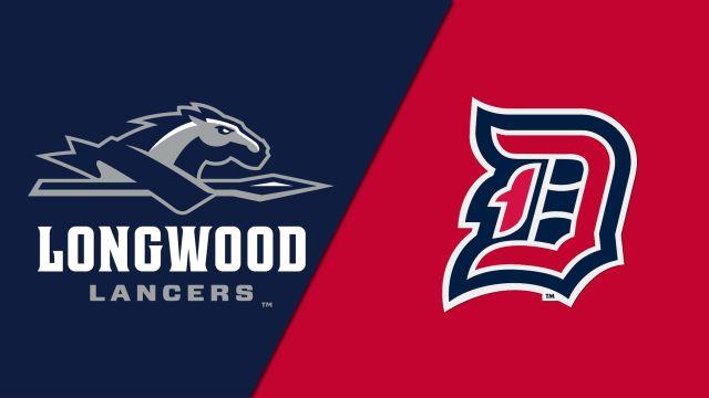 Longwood vs. Duquesne (M Basketball)