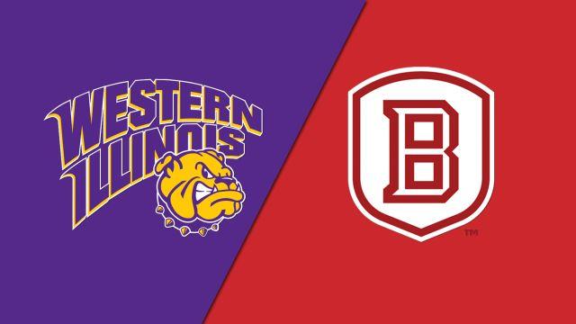 Western Illinois vs. Bradley (W Basketball)