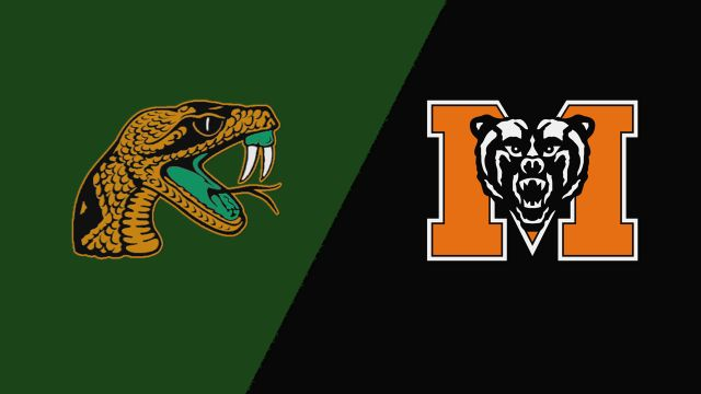 Florida A&M vs. Mercer (W Volleyball)