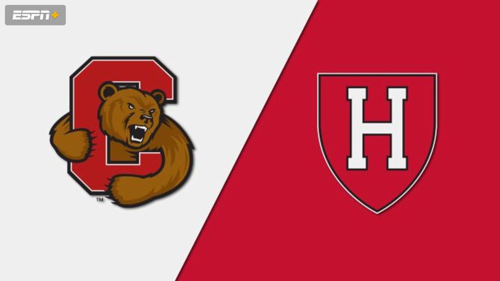 Cornell vs. Harvard (W Soccer)