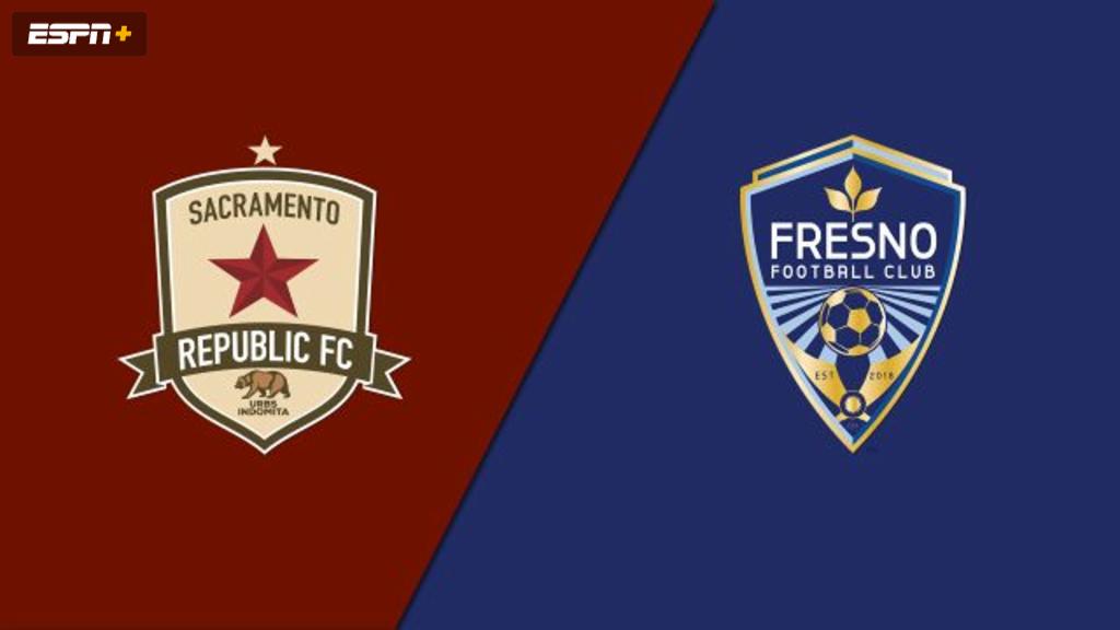 Sacramento Republic FC vs. Fresno FC (Third Round) (U.S. Open Cup)