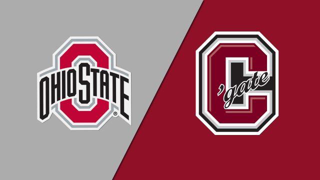#7 Ohio State vs. Colgate (M Hockey)