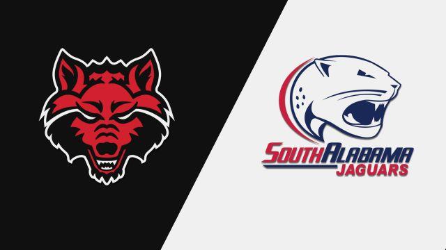 Arkansas State vs. South Alabama (W Basketball)