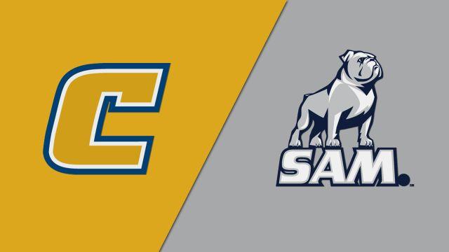 Chattanooga vs. Samford (M Basketball)