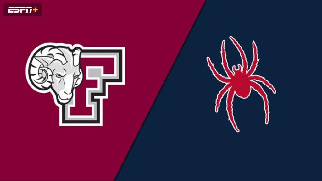 Fordham vs. Richmond (First Round, Game 2) (Atlantic 10 Men's Basketball Championship)