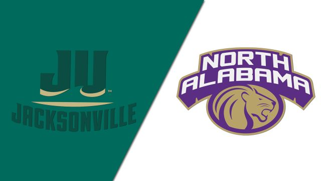 Jacksonville vs. North Alabama (W Volleyball)