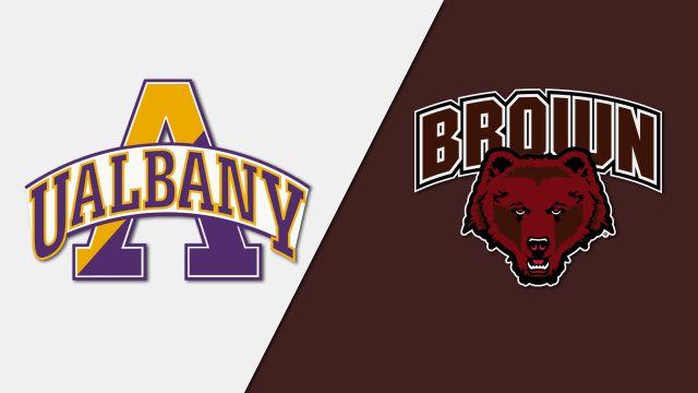 Albany vs. Brown (M Soccer)