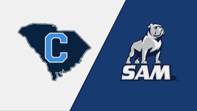The Citadel vs. Samford (First Round, Game 2) (SoCon Men's Basketball Championship)