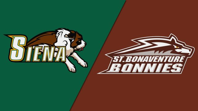 Siena vs. St. Bonaventure (W Basketball)