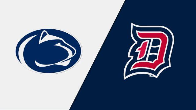 Penn State vs. Duquesne (W Lacrosse)