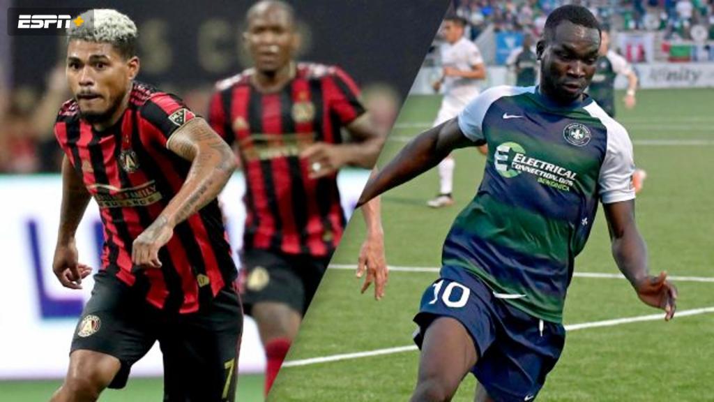 Atlanta United FC vs. Saint Louis FC (Quarterfinal) (U.S. Open Cup)
