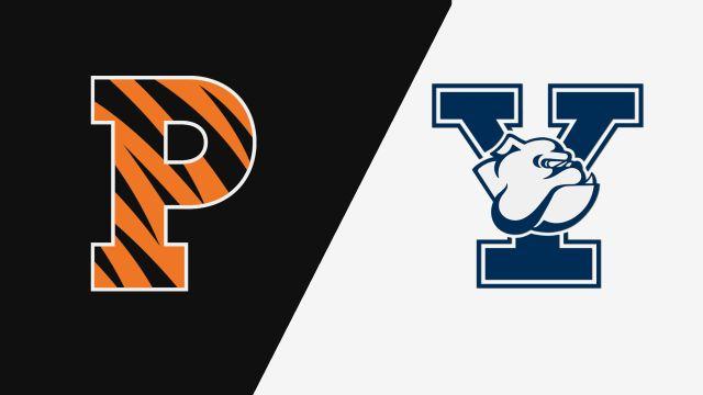 Princeton vs. Yale (M Soccer)