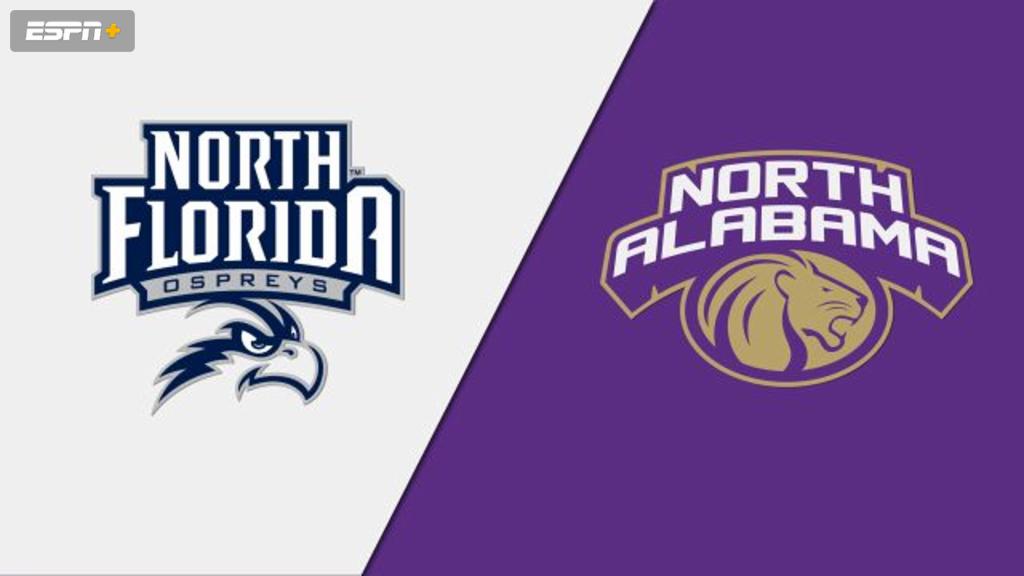 North Florida vs. North Alabama (Quarterfinal) (Atlantic Sun Women's Basketball Championship)