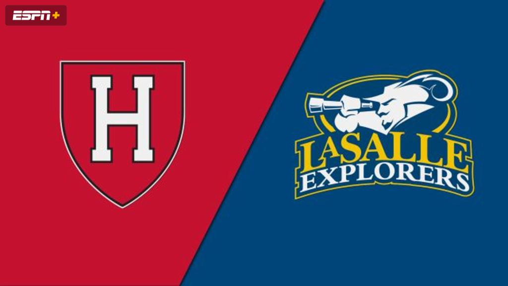 Harvard vs. La Salle (W Water Polo)