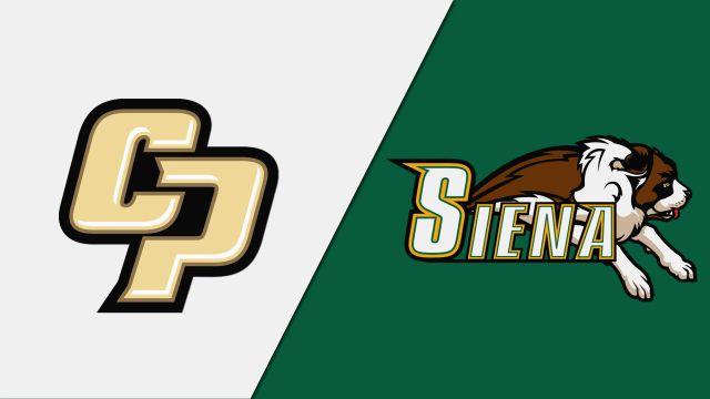 Cal Poly vs. Siena (M Basketball)