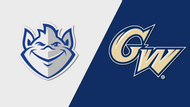 Saint Louis vs. George Washington (W Volleyball)
