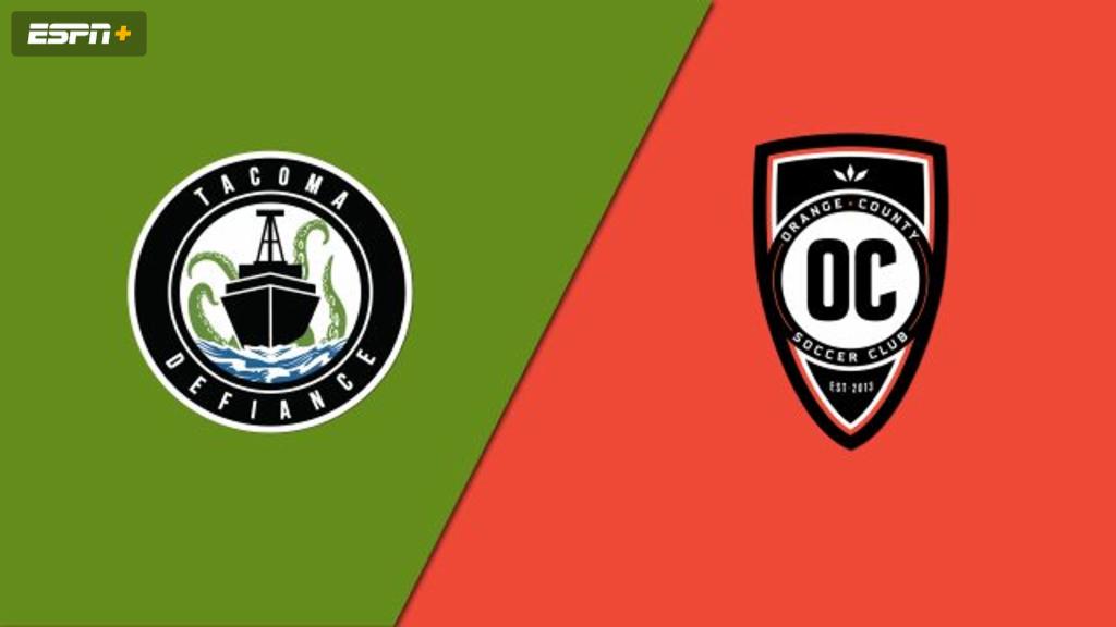 Tacoma Defiance vs. Orange County SC (USL Championship)