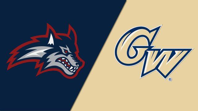 Stony Brook vs. George Washington (Softball)