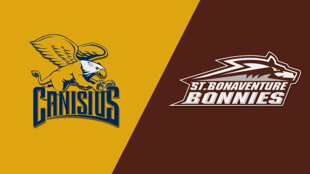Canisius vs. St. Bonaventure (M Basketball)