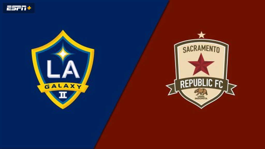 LA Galaxy II vs. Sacramento Republic FC (USL Championship)