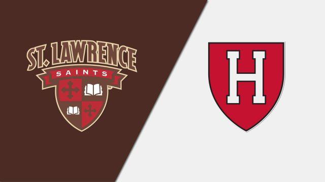 St. Lawrence vs. Harvard (W Hockey)