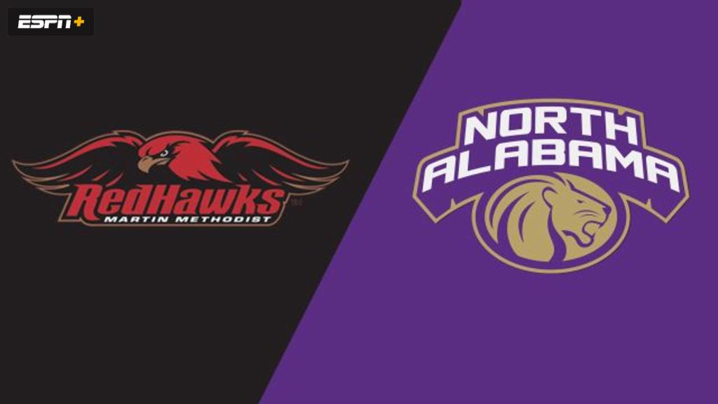 Martin Methodist vs. North Alabama (M Basketball)