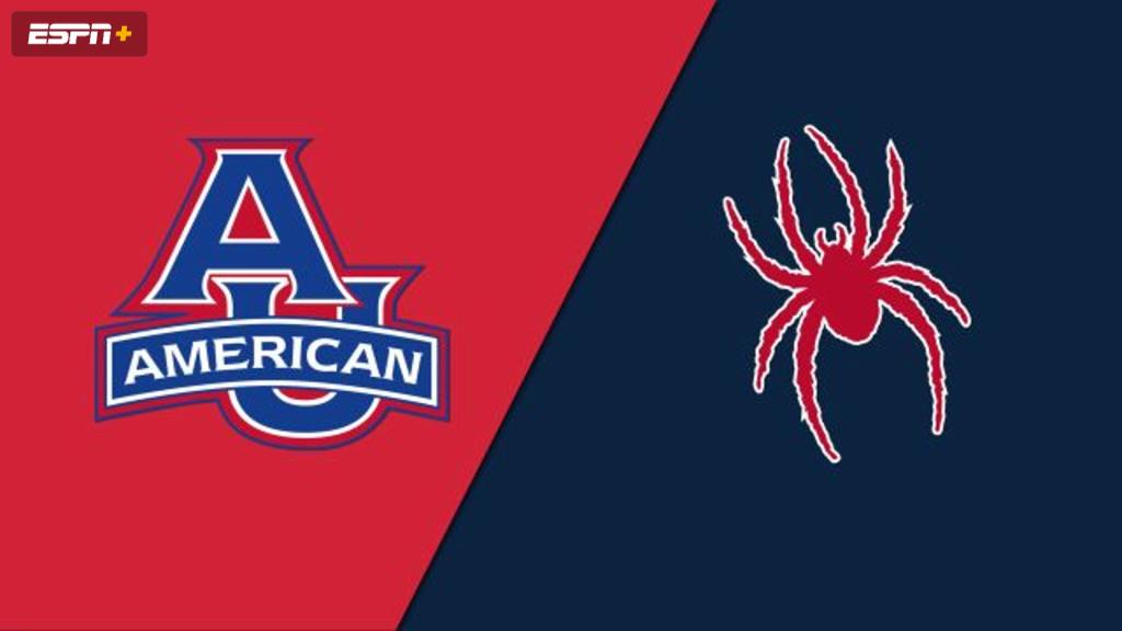 American vs. Richmond (W Lacrosse)