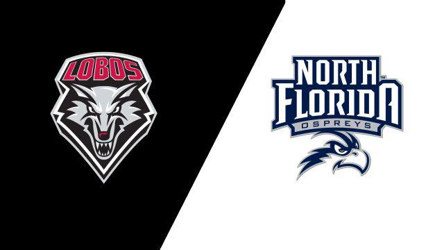 New Mexico vs. North Florida (W Volleyball)