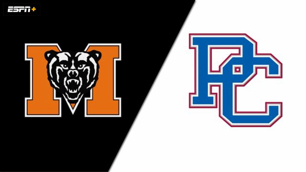 Mercer vs. Presbyterian (Football)