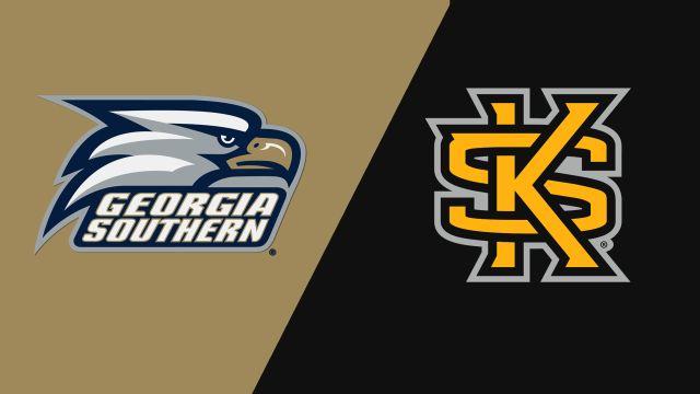 Georgia Southern vs. Kennesaw State (W Soccer)