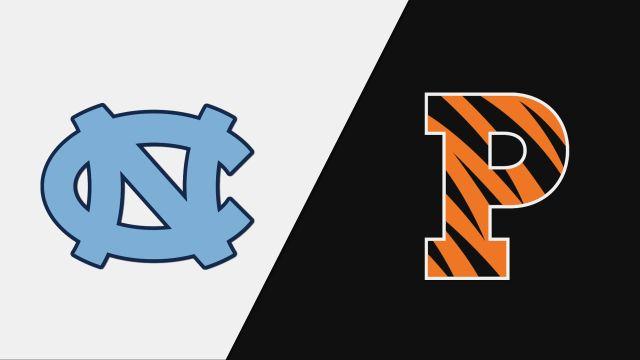 North Carolina vs. Princeton (Wrestling)