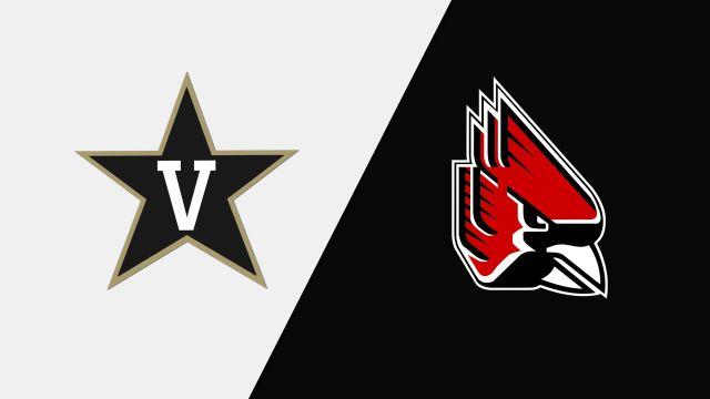 Vanderbilt vs. Ball State (W Basketball)