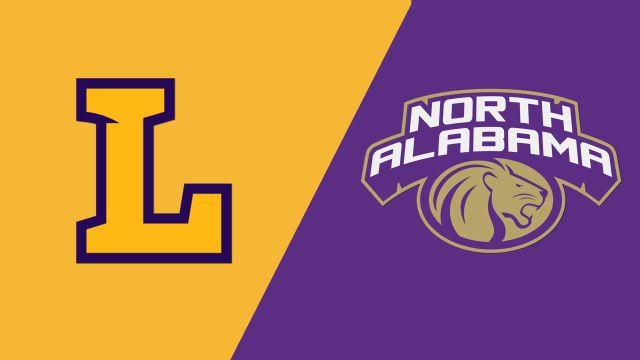 Lipscomb vs. North Alabama (W Volleyball)