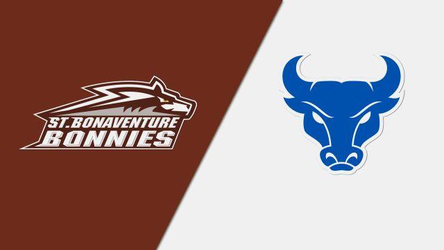 St. Bonaventure vs. Buffalo (W Basketball)