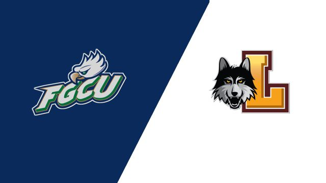 Florida Gulf Coast vs. Loyola-Chicago(W Soccer)