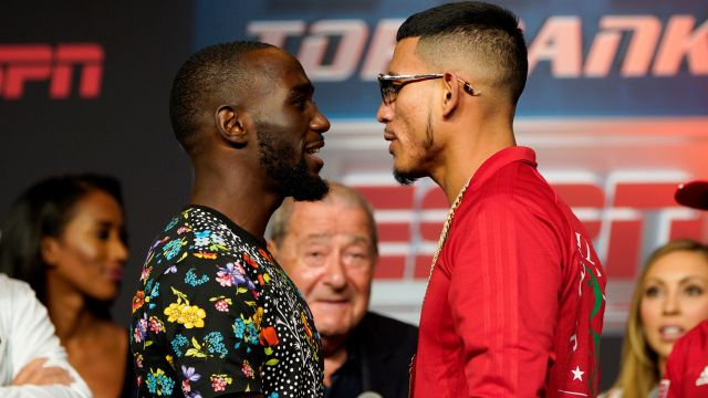 Top Rank Boxing on ESPN: Crawford vs. Benavidez Jr. Official Press Conference