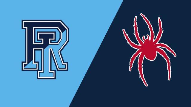 Rhode Island vs. Richmond (W Basketball)