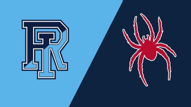 Rhode Island vs. Richmond (W Basketball)