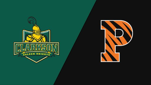 #5 Clarkson vs. #4 Princeton (W Hockey)