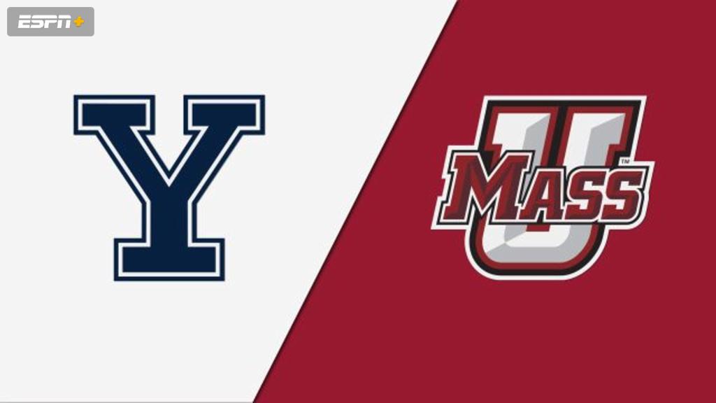 Yale vs. UMass (M Soccer)
