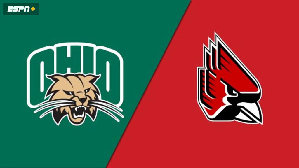 Ohio vs. Ball State (Quarterfinal) (MAC Women's Volleyball Championship)