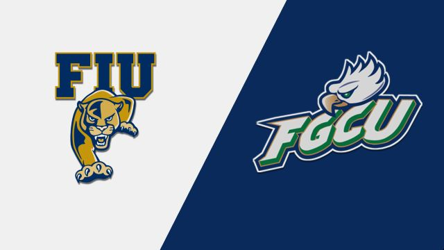 Florida International vs. Florida Gulf Coast (M Basketball)