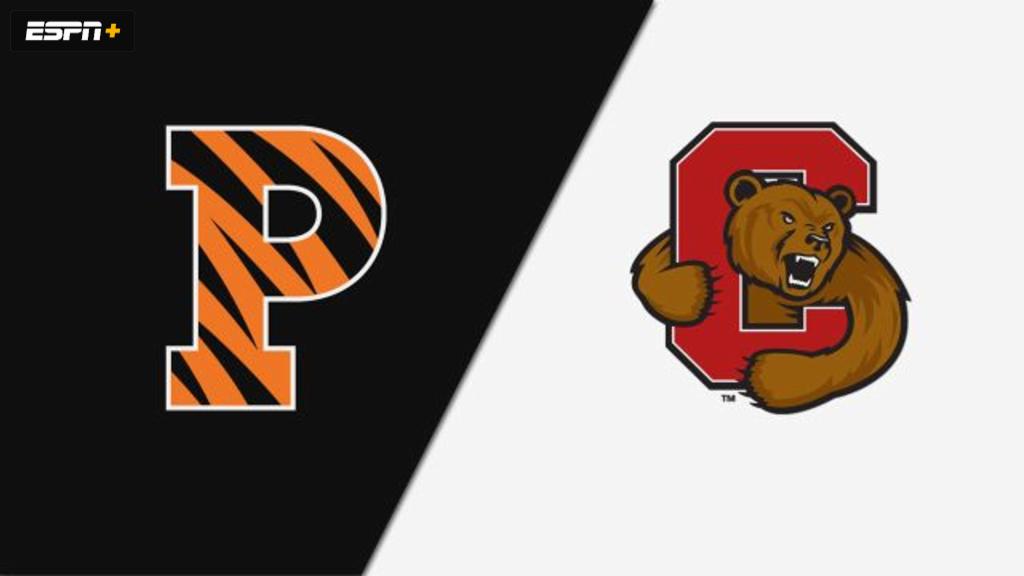 Princeton vs. Cornell (Wrestling)