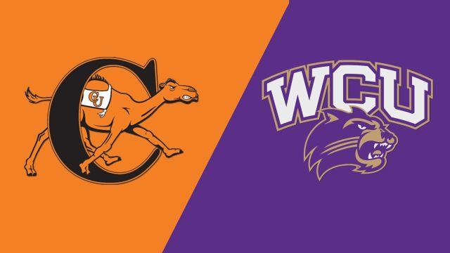 Campbell vs. Western Carolina (W Basketball)