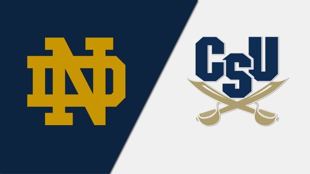 Notre Dame vs. Charleston Southern (Baseball)