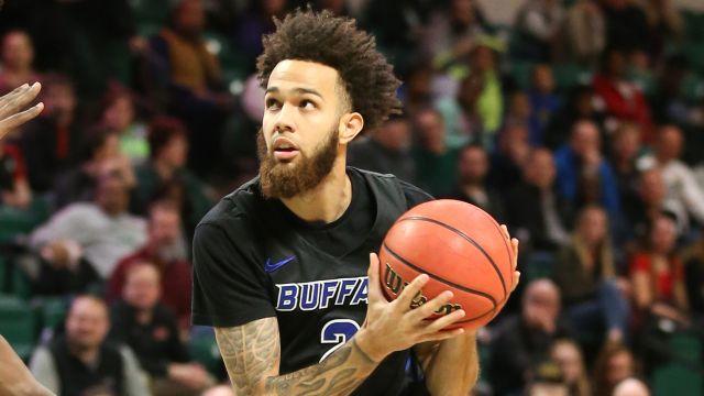 #16 Buffalo vs. Western Michigan (M Basketball)